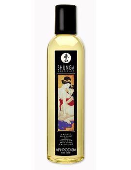 Массажное масло с ароматом розы Aphrodisia - 250 мл.