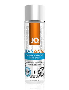 Анальный лубрикант на водной основе JO Anal H2O - 240 мл.
