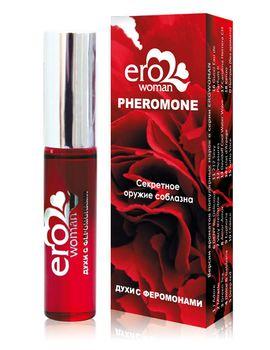 Женские духи с феромонами без запаха Erowoman Нейтрал - 10 мл.