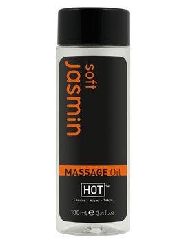 Массажное масло для тела Jasmin soft - 100 мл.