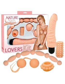 Эротический набор Nature Skin Lovers Kit