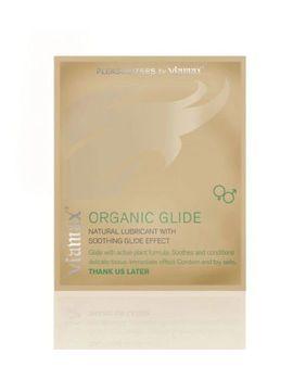 Лубрикант Organic glide на растительной основе - 2 мл.
