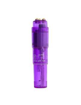 Фиолетовая виброракета GOOD VIBES MINI VIBRATOR
