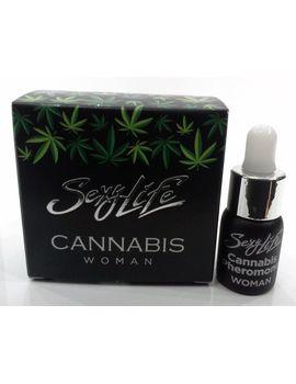 Женские духи с феромонами Sexy Life Cannabis Pheromone - 5 мл.