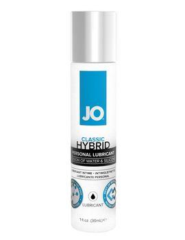 Водно-силиконовый лубрикант JO CLASSIC HYBRID - 30 мл.
