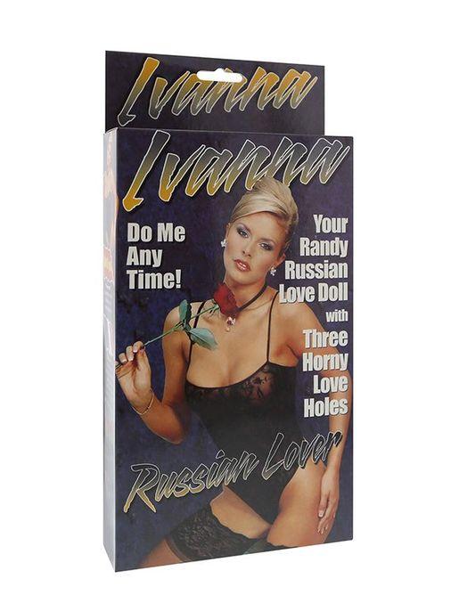Надувная секс-кукла IVANNA LOVE DOLL