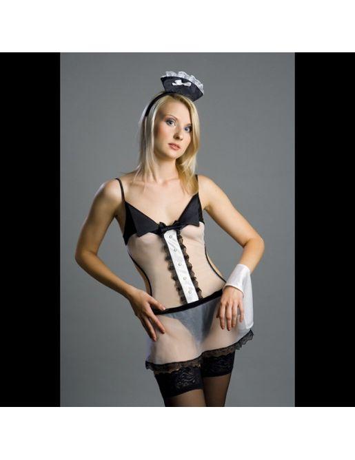 Игровой костюм официантки Alexa