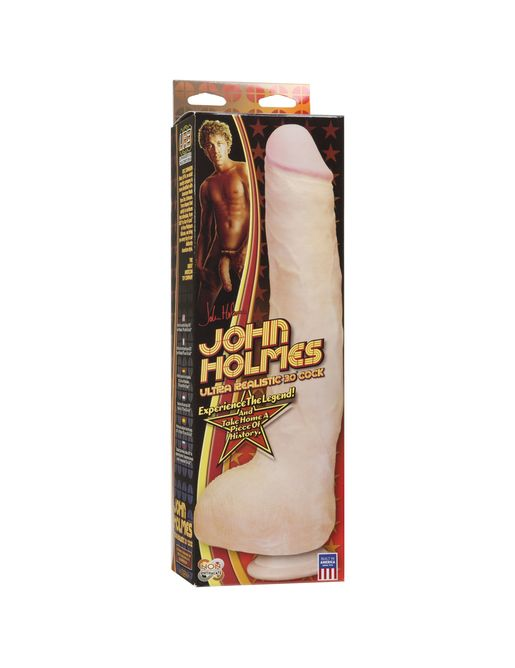Реалистик на присоске Джон Холмс - 30 см.