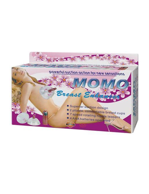 Вибростимулятор для груди MOMO