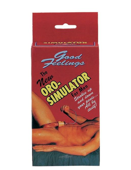 Имитатор орального секса THE NEW ORO-SIMULATOR FOR MEN