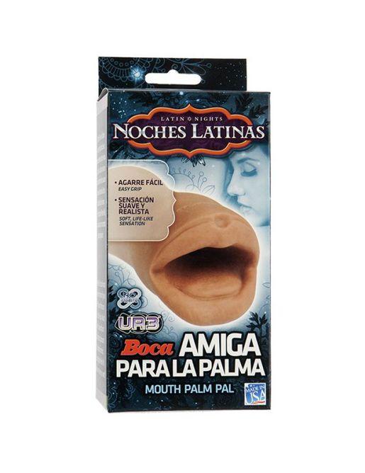 Смуглые латинские губки NOCHES LATINAS